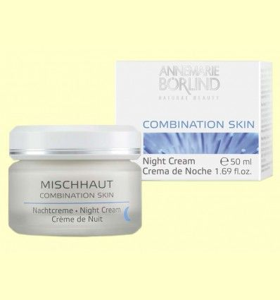 Combination Skin Crema de Noche - Anne Marie Börlind - 50 ml