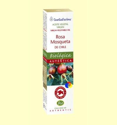 Aceite Vegetal Virgen de Rosa Mosqueta Biológica - Esential'arôms - 50 ml