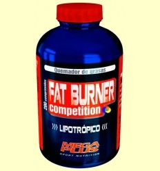 Fat Burner Competition - Quemador de Grasa - Mega Plus - 200 comprimidos