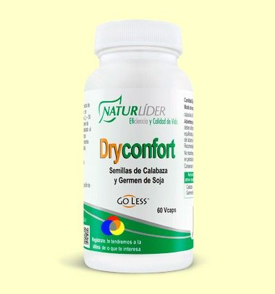Dryconfort - Naturlider - 60 cápsulas