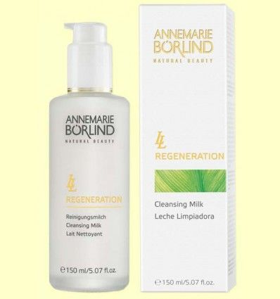 LL Regeneration Leche Limpiadora - Anne Marie Börlind - 150 ml