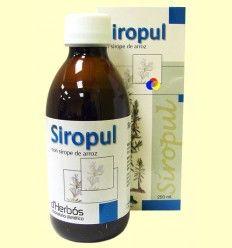 Siropul con Sirope de Arroz - derbós - 250 ml