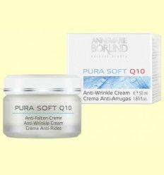 Crema Antiarrugas Pura Soft Coenzima Q-10 - Anne Marie Börlind - 50 ml