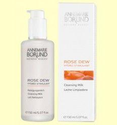Rose Dew Leche Limpiadora - Anne Marie Börlind - 150 ml