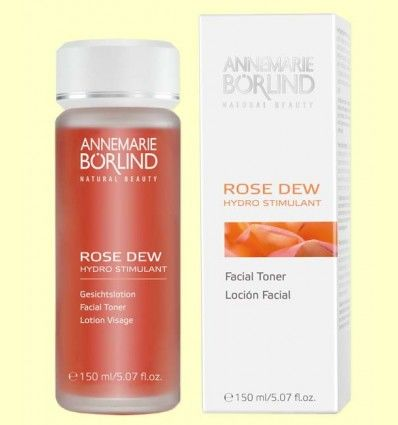 Rose Dew Hydro Stimulant Loción Facial - Anne Marie Börlind - 150 ml