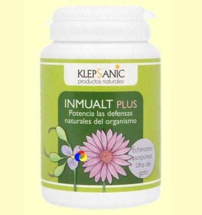 Inmualt Plus - Sistema Inmunitario - Klepsanic - 60 cápsulas
