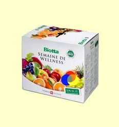 Biotta Semana Wellness - A. Vogel - Pack 11 x 500 ml