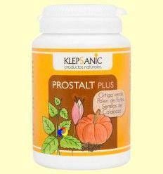Prostalt Plus - Por la salud de la próstata - Klepsanic - 60 cápsulas