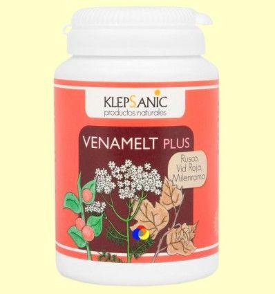 Venamelt Plus - Piernas - Klepsanic - 60 cápsulas