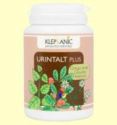 Urintalt Plus - Diurético - Klepsanic - 60 cápsulas