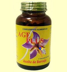 Age Plus Aceite de Borraja - Golden Green - 45 perlas