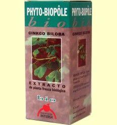 Ginkgo Biloba Extracto 50 ml BIO - Bipole
