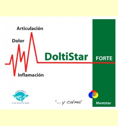 Doltistar Forte - MontStar - 45 cápsulas