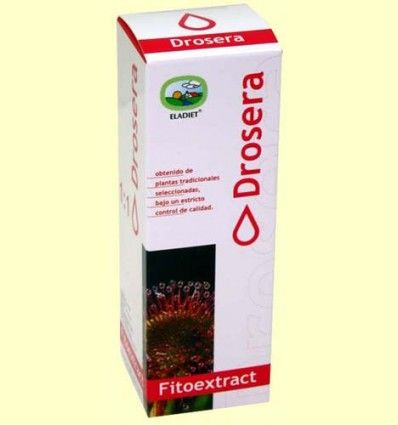 Drosera Fitoextract Concentrado - Eladiet - 50 ml