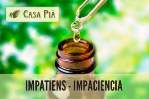 Elixir Floral Impatiens - Impaciencia