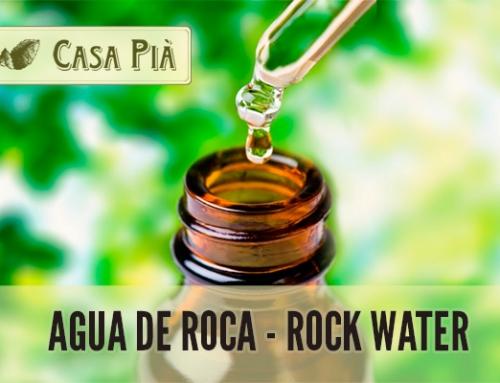 Rock Water – Agua de Vertiente, Agua de Roca