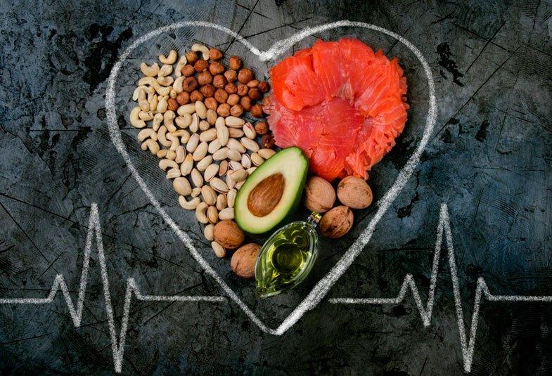 omega 3 corazon