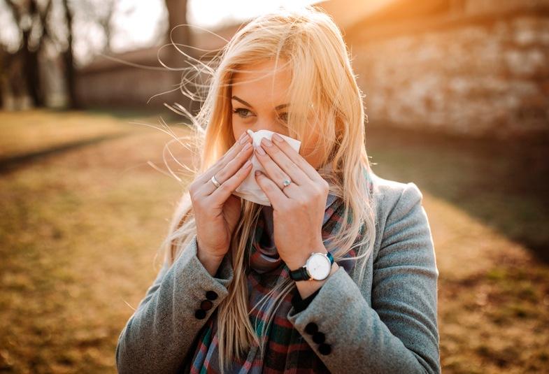 Problemas de salud en otoño