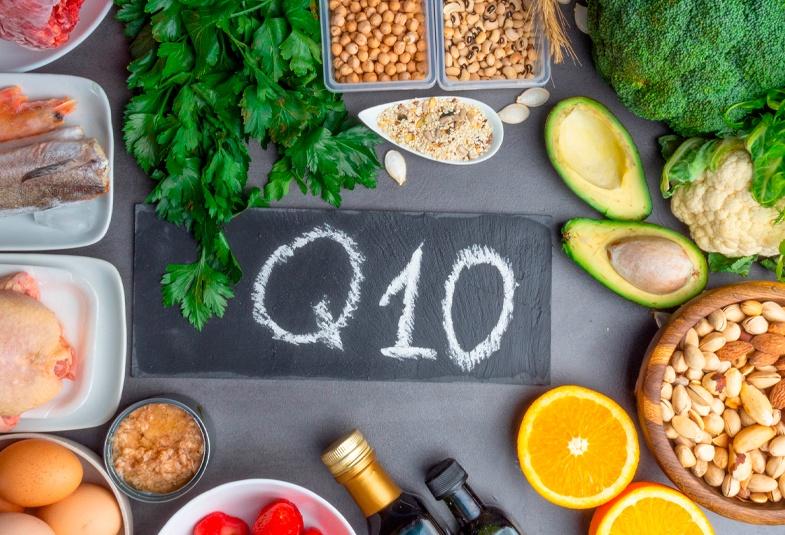 Propiedades de la coenzima Q10