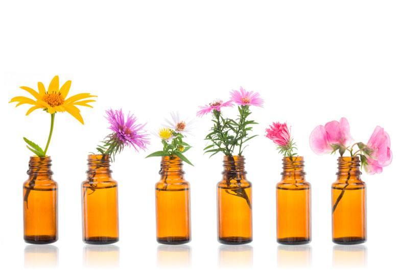 flores de bach tipos