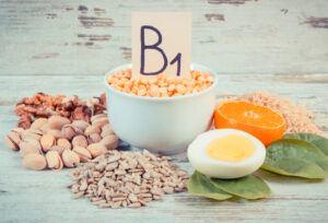 Vitamina B1 o Tiamina, qué es y cómo tomarla