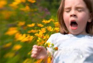 Primavera: tiempo de alergias
