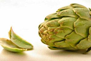 Alcachofa y el Colesterol