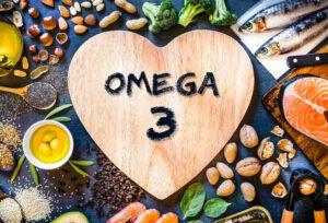 Ácidos grasos Omega 3: beneficios nutricionales