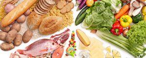 Información de los Alimentos