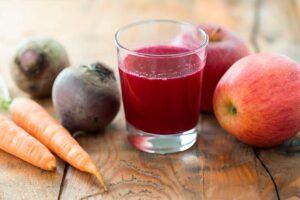 Zumo de frutas y verduras: Recetas