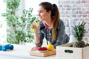 Antioxidantes como complementos alimenticios