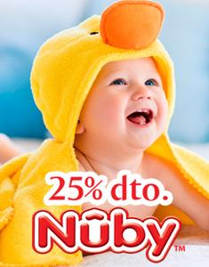 Cosmética Infantil Nuby
