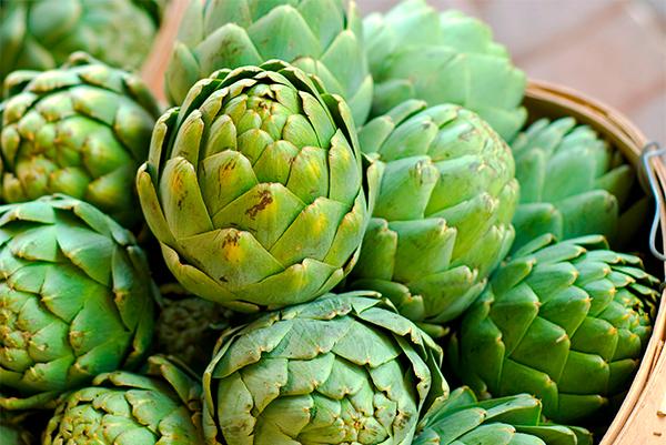Potencial utilidad de la alcachofa en afecciones del hígado y de la vesícula biliar