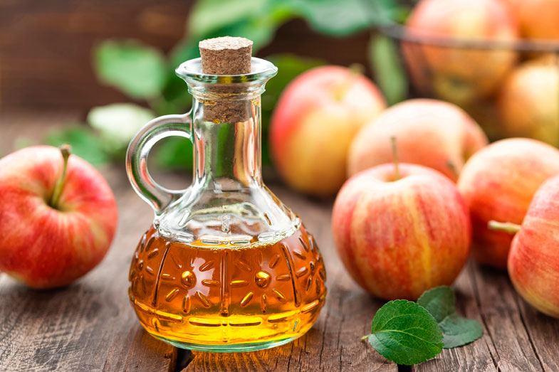 Control de peso vinagre de manzana