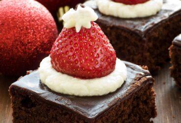 brownies-navideños-dieta-saludable