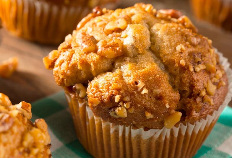 muffins-saludables-avena-platano-caseros-recetas