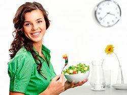 Nutrición de la Mujer